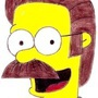 Ned Flanders Goodbye My Friends by Snakesamus92