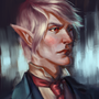 A Character portrait by Undeadcrab