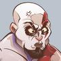 Kratos by geogant