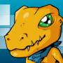 Digimon: Agumon by Whalfar