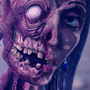 Undead Beauty Tear by Enjoyyourlife8