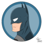Batman Icon by TheJklay