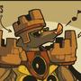 COTND: Fortissimole Boss Concept