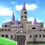 hyrule castle by Runicks