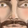 A Face by sketchywarior
