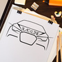 Logodesign - Blackline by bussdee