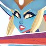 Dragon-Age Inspired Demon Girl