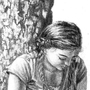 """Still"" Life Portrait by GoldenYakStudio"