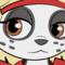 Commission - Panda Girl