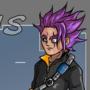 Character Design: Tentys by Whalfar