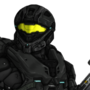 Commission - Spartan SilentKomodo by Halochief89