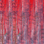 red glitch background by dubsteve9