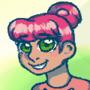 animu girl #1 by MemeMachine27