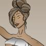 Rock Elemental Lady