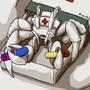 Nurse In A Box by CafeCorgi