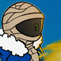 Nuclear Throne Rebel by MrKratt9