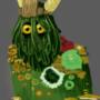 God of Death by cocoaroco