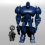 Robot 3d Modeling Test
