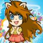 Cute Chibi Girl - Half Fox, Half School Girl by VivendmaYoutube