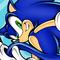 Sonic the Hedgehog-SA1 Pose