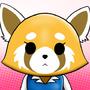 Aggressive Retsuko by IceBreak23
