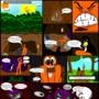 Mushroom Man 1 Page 1 by viromortis