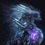 Glacier dragon by themefinland