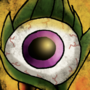 Eye Plant by AGWo3o