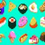 Tiny Foodies by maruki