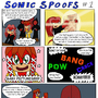 Sonic Spoofs #1 by grimdragon2001