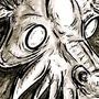 Commission: Minotaur by ItsMacklin