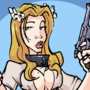 Gun Maiden- Timesplitters 2