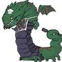 It's a dragon chef :D by ASillySasquatch