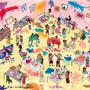 Art Brings People Together! by ScribbleFix