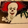 Pennywise the clown. by DocWinther