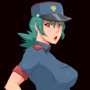 Officer Jenny at Your Service!