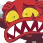 Shocked Dragon Thief by Kaishu