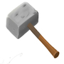 stone hammer by Whatastic