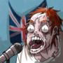 Johnny Rotten by SlowlyRot