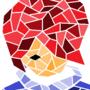 Self Mosaic Illustration by neoline