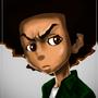Huey Freeman by tarfacraft