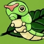 Caterpie by Anthony-Liberty