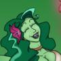 Flower Elemental Lady