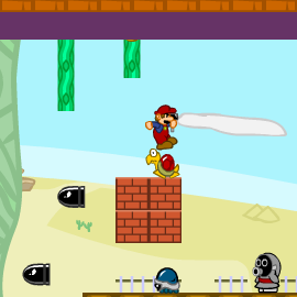 Old Mario Bros Showcase by RayBeckham on Newgrounds