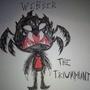 The Triumphant by bodyofisaac