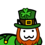 Leprechaun Cat