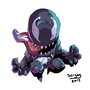 Venom Chibi by pasha112sergey
