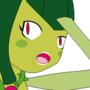 dem green pokes r hot by nini3456h