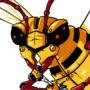 Robot Hornet by Whalfar
