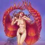 Angel of Feminine Self Esteem by BlackUniGryphon